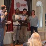KWB wint ORBIT wandeling-wedstrijd Ontdek divers Brussel