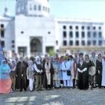 ORBIT was te gast op 'De lange nacht van de Religies 2015 ' in Berlijn