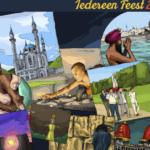 Jaarkalender 'Iedereen Feest' 2017 verkrijgbaar
