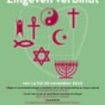Week van religie en levensbeschouwing | Antwerpen 14 – 20 november 2016