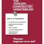 Nu beschikbaar: campagnetekst migratie en asiel 2016-2017