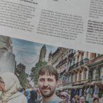 'Een archipel van ontelbare eilandjes' Johan Vrints van ORBITvzw zoekt dialoog tussen levensbeschouwingen
