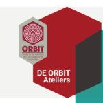 Donderdag 28/9 | De ORBIT Ateliers | UPDATE einde van de inschrijvingen