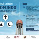 Zondag 1/10 | PROFUNDO Gent Bloemekenswijk