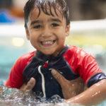 Zwemmen is goed voor lichaam en geest | voor mensen met en zonder papieren